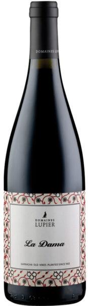Rødvin: La Dama 2017, Domaines Lupier, Navarra