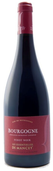 Rødvin: Les Essentielles de Mancey, Pinot Noir 2016, Bourgogne