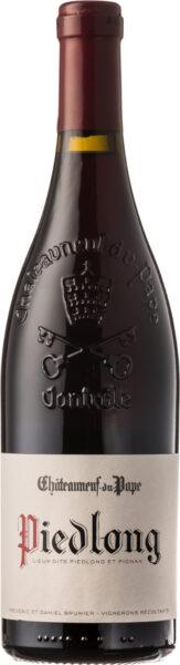 Rødvin: Piedlong 2014, Famille Brunier, Châteauneuf du Pape