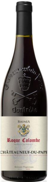 Rødvin: Roque Colombe 2016, RhonéA, Châteauneuf-du-Pape