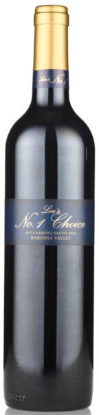 Rødvin: Lou's No. 1 Choice, Cabernet Sauvignon 2017, Barossa Valley