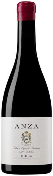 Rødvin: Anza, Edición Especial Limitada 2018, Rioja