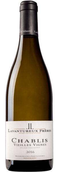 Hvidvin: Lavantureux Frères, Vieilles Vignes 2016, Chablis