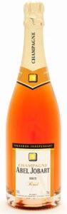 Mousserende: Abel Jobart, Brut Rosé, Champagne