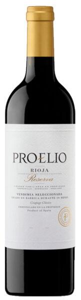 Rødvin: Proelio, Reserva 2015, Rioja