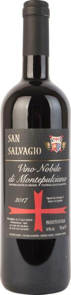 Rødvin: San Salvagio 2017, Vino Nobile di Montepulciano
