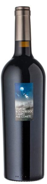 Rødvin: Stupore 2016, Campo alle Comete, Bolgheri