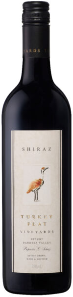 Rødvin: Turkey Flat Vineyard, Shiraz 2016, Barossa Valley