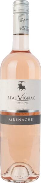 Rosévin: BeauVignac, Grenache 2020, Côtes de Thau