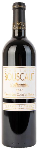 Rødvin: Château Bouscaut, Grand Cru Classé 2016, Pessac-Léognan