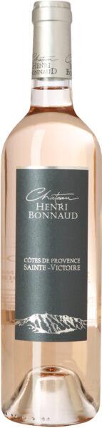 Rosévin: Château Henri Bonnaud 2020, Côtes de Provence Sainte-Victoire