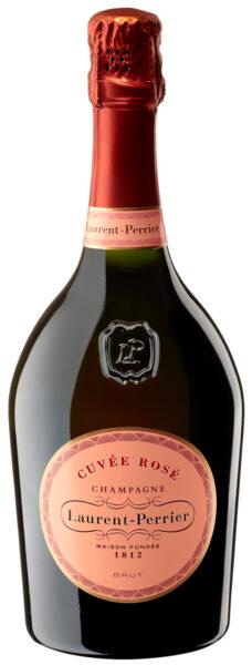 Mousserende: Laurent Perrier, Cuvée Rosé Brut, Champagne