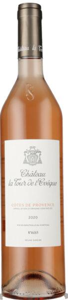 Rosévin: Château la Tour de l'Eveque 2020, Côtes de Provence