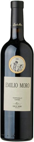 Rødvin: Emilio Moro, Tempranillo 2018, Ribera del Duero