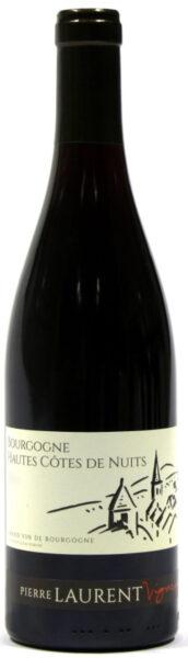 Rødvin: Pierre Laurent 2017, Bourgogne Hautes Côtes de Nuits