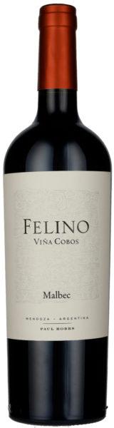 Rødvin: Felino, Malbec 2016, Viña Cobos, Mendoza