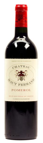 Rødvin: Chateau Haut Ferrand 2015, Pomerol