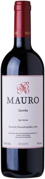 Rødvin: Mauro, Cosecha 2019, Vino de la Tierra de Castillo y León