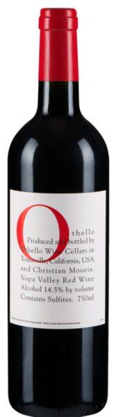 Rødvin: Othello 2014, Yountville, Napa Valley