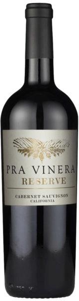Rødvin: Pra Vinera, Reserve 2018, Cabernet Sauvignon, California
