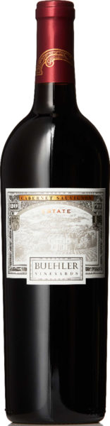Rødvin: Buehler Vineyards, Estate Cabernet Sauvignon 2016, St. Helena