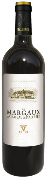 Rødvin: Le Margaux de Chateau du Malleret 2012, Margaux