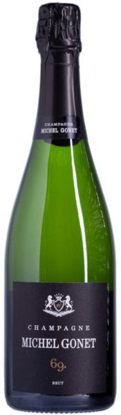 Mousserende: Michel Gonet, Brut 6 Grammes Blanc de Noirs, Champagne