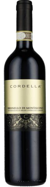 Rødvin: Cordella 2016, Brunello di Montalcino