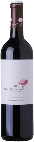 Rødvin: Diez Almandroz, Degusta Secretos 2018, Vega Clara, Ribera del Duero