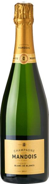 Mousserende: Mandois, Premier Cru, Brut Blanc de Blancs 2016, Champagne