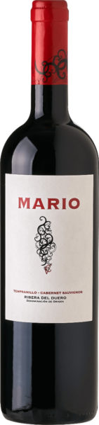 Rødvin: Mario, Tempranillo - Cabernet Sauvignon 2017, Vega Clara, Ribera del Duero