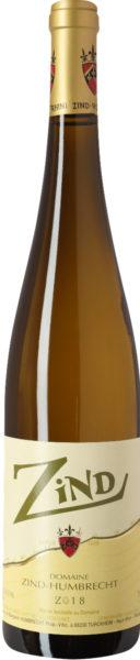 Hvidvin: Zind 2016, Domaine Zind-Humbrecht, Vin de Table